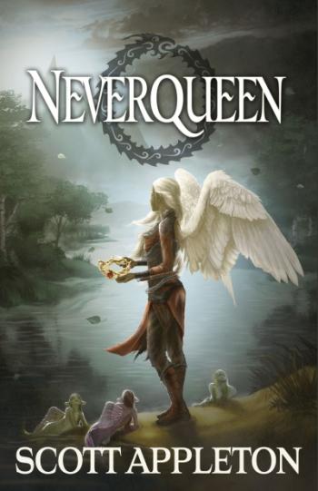 Neverqueen new cover